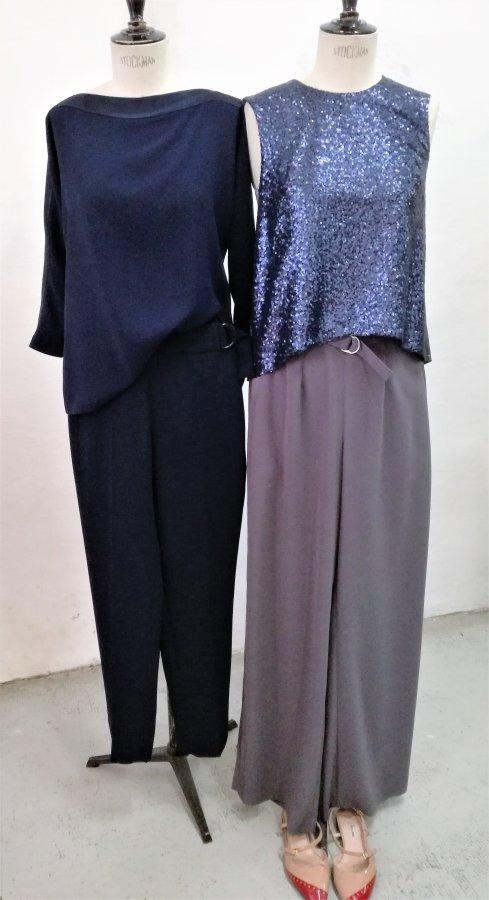 KIMONO pants RAGAZZI  top sequins PIVOINE pants ROLF