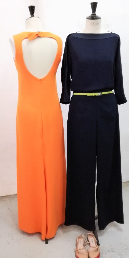 dress ROSSI jumpsuit KIMONO