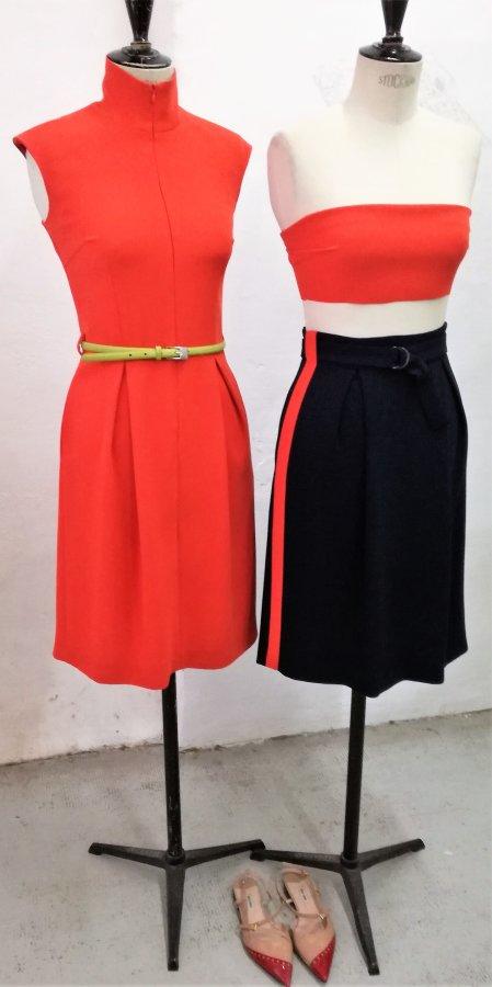 dress ROMINA skirt RUMBA