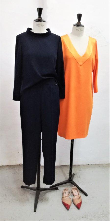 top RICO pants RAGAZZI dress KIMONO
