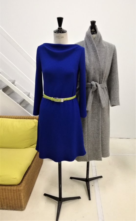 robe JASMINE manteau SOBA