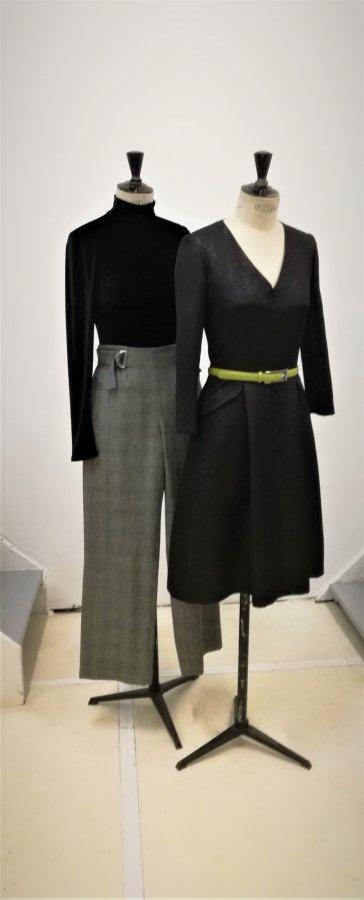 top velours  TOMMY pantalon SAM robe TANGO